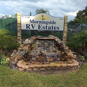 Directions to Our RV Park Location in Dade City, FL Outside